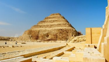 Private Cairo: Saqqara and Memphis