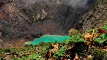 Private Cartago Highlights, Irazu Volcano & Hot Springs