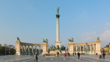 Private City Tour Of Budapest
