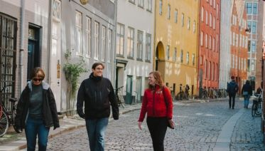 Private Copenhagen: Hygge & Happiness tour