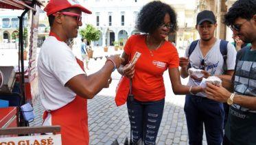 Private Havana: Old Havana Street Eats