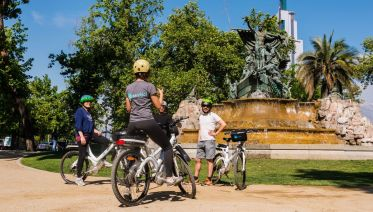 Private: Historical Hike & Bike City Tour
