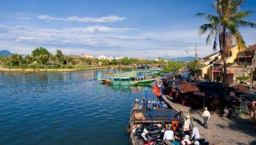 Private Hoi An: Boat & Bike with Sunset BBQ