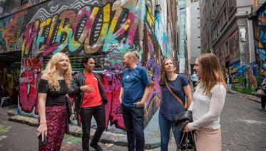 Private Melbourne: Bites & Sights