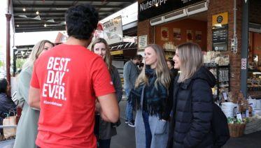 Private Melbourne: Multicultural Markets