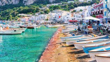 Private Mini-cruise Around Gulf Of Naples, 3 Days (klase 50)