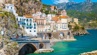 Private Mini-cruise Around Gulf Of Naples, 4 Days (conam 58)