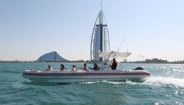 Private Modern tour of Dubai - Past , Present & Future