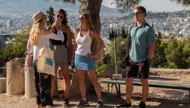 Private Mythology Tour of Athens: Acropolis & Museum