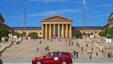 Private Philadelphia: Philly Highlights Driving Tour