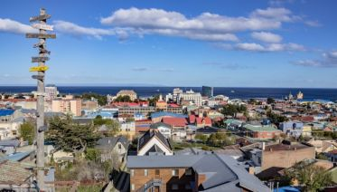 Private Punta Arenas: Bites & Sights