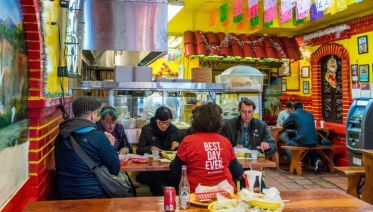 Private San Francisco: Flavors & Murals of the Mission