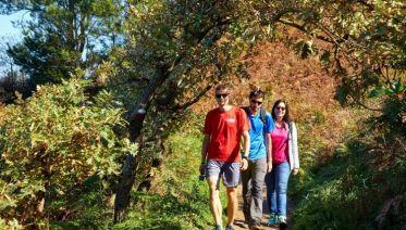 Private San Sebastian: Hiking the St James Way