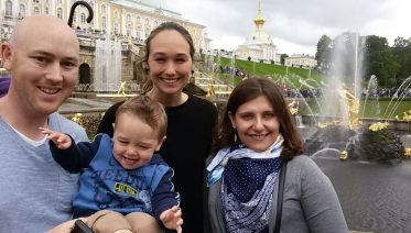 Private Shore Excursion: St Petersburg 2-Day Easy Tour