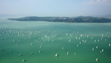 Private Sightseeing Flight Over Lake Balaton