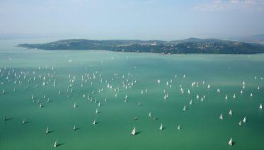 Private Sightseeing Flight over Lake Balaton