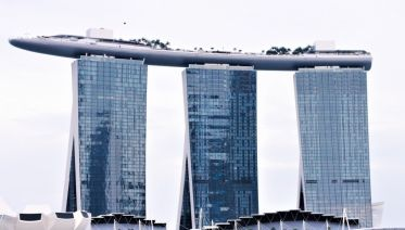 Private Singapore: eScooter Adventure by Marina Bay