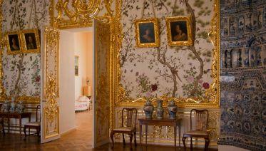 Private Skip-the-Line Tsarskoye Selo and Peterhof Tour
