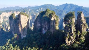 Private Tour Of Zhangjiajie Grand Canyon