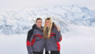 Private Tour: Snow, Mountain & Wine Tour - All In One!