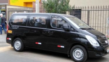 Private Transfer In Lima Airport to Hotel