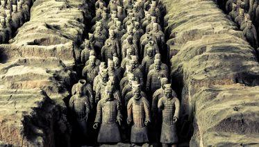Private Trip: Terracotta Warriors & City Wall
