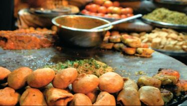 Private Varanasi Street Food Walking Tour With Ganga