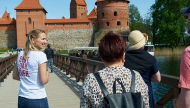 Private Vilnius: Trakai the Local Way