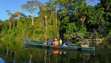 Puerto Maldonado Amazon Budget Eco-Lodge 3D/2N