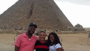 Pyramids Day Tour In Cairo