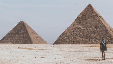 Pyramids To Petra