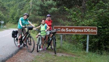 Pyrenees To Mediterranean Cycle