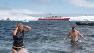 Quest For The Antarctic Circle