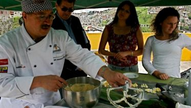 Quito Cooking Classes