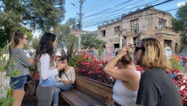 Quito's Street Food & Art Tour