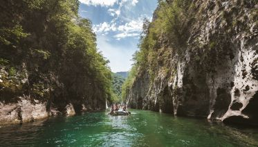 Rafting, Hiking And Canyoning In Bosnia