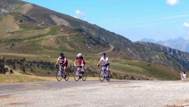 Raid Pyrenean Coast To Coast Ride