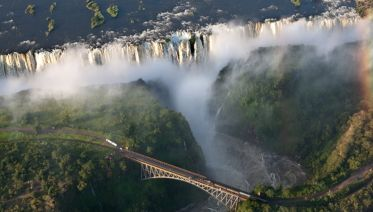 RCGS: Southern Africa Cape Town to Vic Falls with Michelle Valberg