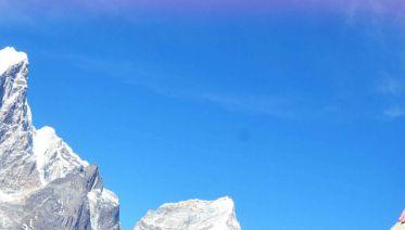 Real Everest Base Camp