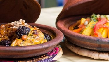 Real Food Adventure - Morocco