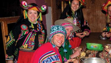 Real Food Adventure - Peru