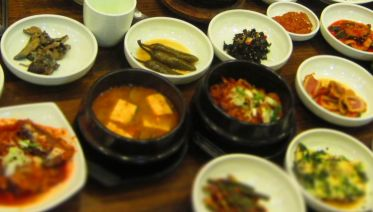South Korea Real Food Adventure