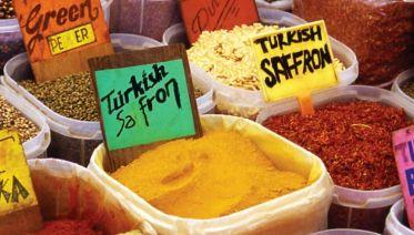 Real Food Adventure - Turkey