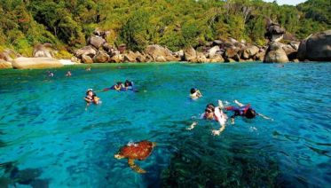 Ream National Park Day Tour from Sihanoukville