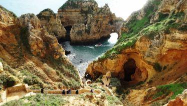 Remote Coastal Trails of Portugal