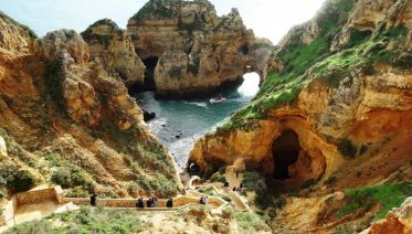 Remote Coastal Trails of Portugal