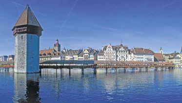 Rhine Highlights with Switzerland