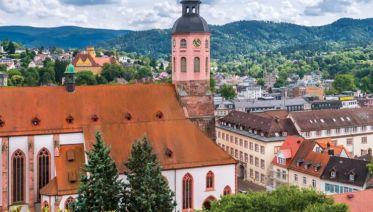 Rhine, Moselle & Blissful Baden-Baden