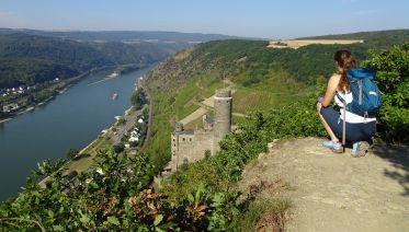 Rhine Walking: Mainz - Koblenz