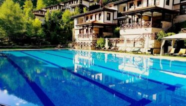 Rhodopes Slow-Paced Spa Walking Holiday